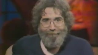 Jerry Garcia - 1983 June 2nd - Complete Interview - MTV Studios, NY (LoloYodel)