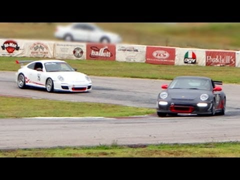 Porsche GT3 R Club Race Event