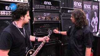 Engl Powerball II and Fireball amps - NAMM 2010 Hot Products