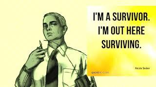 eminem -  i'm a survivor - ft. childs destiny