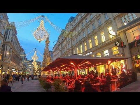 Weihnachtsbeleuchtung und -Märkte in Wien | Vienna Christmas Lights and Markets