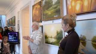Персональна виставка В. Дудника (Ізмаїл, 2013)