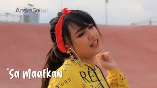Lirik Lagu dan Chord Kunci Gitar Happy Asmara - Sa Maafkan