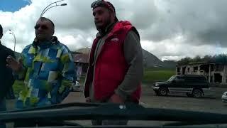 Избиение российского туриста на горнолыжном курорте в Грузии