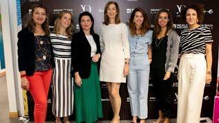Jornada 'Soluciones y retos para Emprendedoras' de Yo Dona