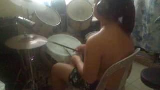 Stryper-Its up 2 u drum cover