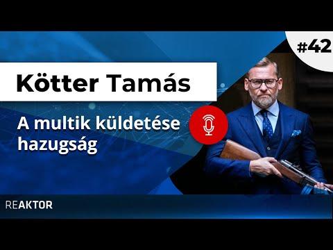 A multik küldetése hazugság – Podcast Kötter Tamással