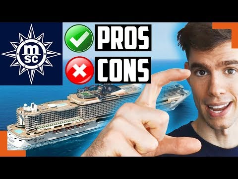 MSC Cruise Review – The Pros, Cons, & Everything You Need To Know