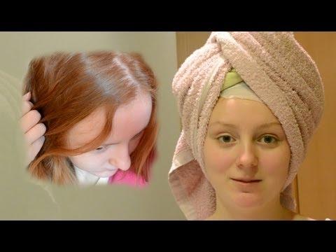 Trichologist mask para sa fine hair