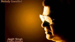 Hum Dosti Ehsan Wafa - Jagjit Singh - YouTube