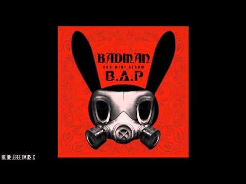 B.A.P - Excuse Me [Mini Album - Badman]