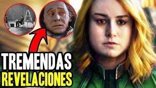 Revelan ERROR de Capitana Marvel y Los Vengadores + secreto de Avengers 4 y serie de LOKI