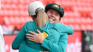 Georgia Wareham: From heartbreak to a Baggy Green | Australia v India 2021