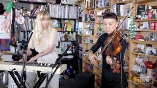 Gracie and Rachel: NPR Music Tiny Desk Concert