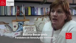 Venezolanas enfrentan con gallardía el cáncer de mamá