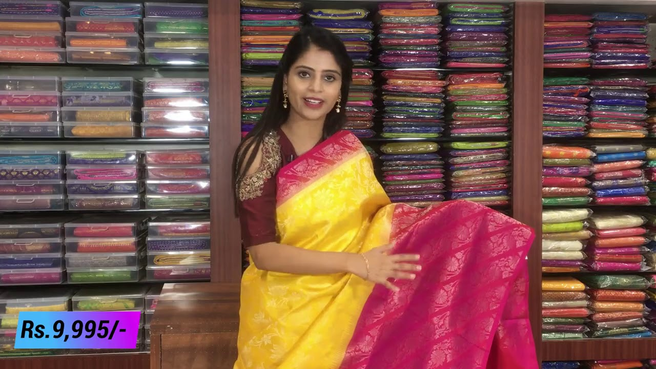 "<p style=""color: red"">Video : </p>Light Weight Pattu Sarees Collections 