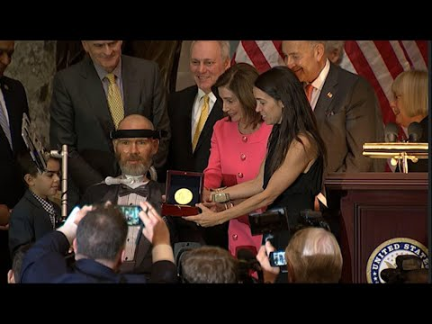 Congress honors former Saints' player battling ALS