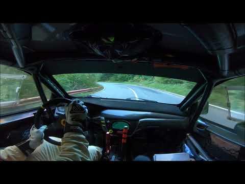 Sebastian Barbu I Marc Banca I Sibiu Rally 2018 I PS12 Paltinis coborare