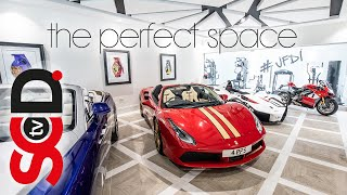 How About This For A Man Cave? | SCD Member Rides