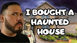Overnight In My New Haunted House (Dolls Moving On Their Own) 😱