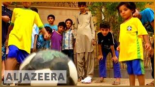 🇵🇰 World cup football fans of Karachi   Al Jazeera English