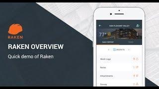 Vidéo de RAKEN