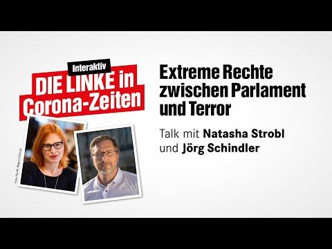 Jörg Schindler spricht mit Natascha Strobl – Thema: Extreme Rechte zwischen Parlament und Terror?