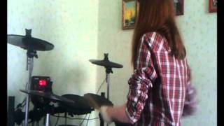 Apocalyptica ft. Sandra Nasic - Path vol.2 (Drum cover)