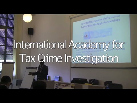 International Academy for Tax Crime Investigation - YouTube