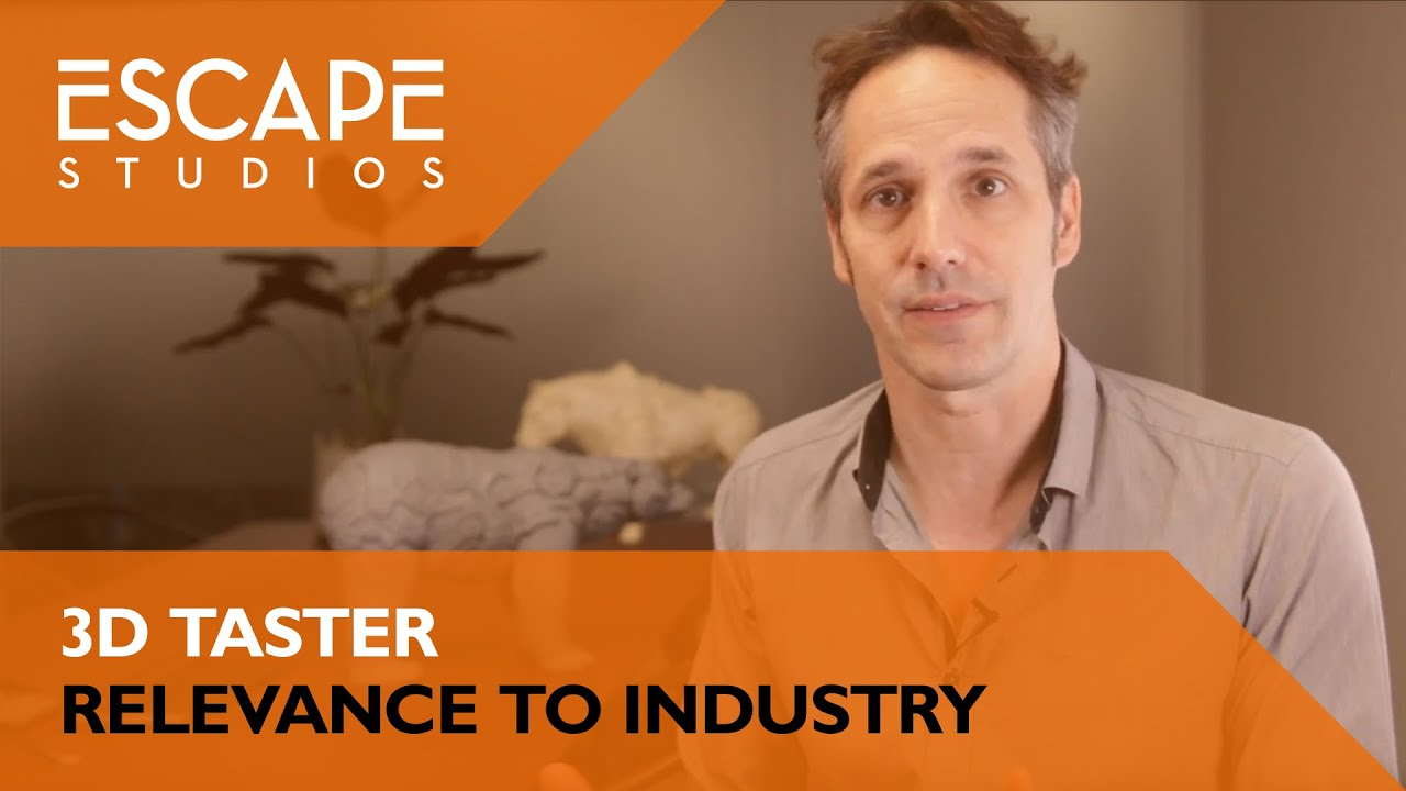 3D Taster: Relevance to Industry