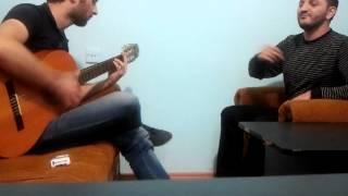 RAMIN Edaletoglu ve TERLAN - KİŞİ KİMİ YAŞA !!! (gitara+meyxana)