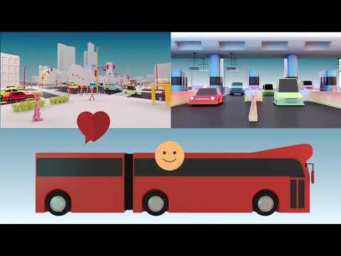 Animación Sistemas Inteligentes de Transporte BID