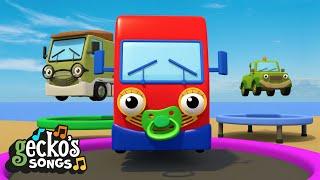 Baby Truck Summer Adventures   Nursery Rhymes & Kids Songs   Geckos Garage   Baby Truck Songs
