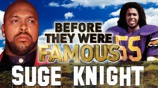 SUGE KNIGHT - Before They Were Famous - BIOGRAPHY