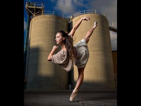 2015 BYU Theatre Ballet - Power Plant Shoot - BYU Photo