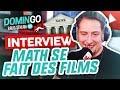 L'Interview de Math se fait des films !