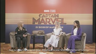 Marvel Studios' Captain Marvel   Pencak Silat ID