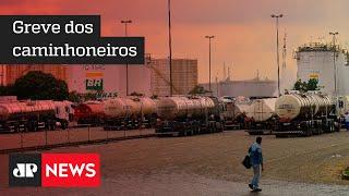 Bolsonaro pede que caminhoneiros não façam greve na próxima semana