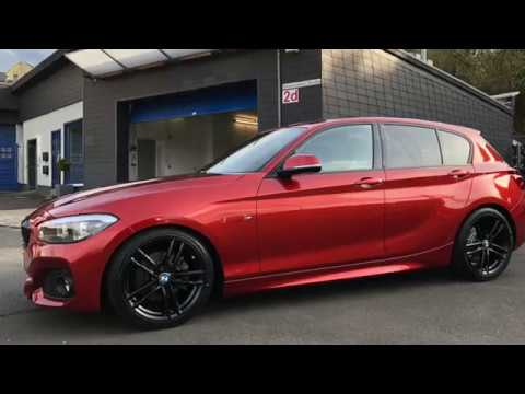 BMW 1er F20 Sunset Orange - Detailing - Paddy poliert PS Car Garage
