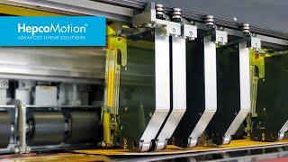GV3 Cardboard Cutting Application