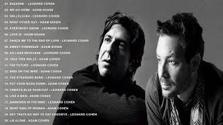 Greatest Hits Full Album By Adam Cohen, Leonard Cohen II Best Songs Of Adam Cohen, Leonard Cohen