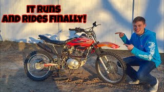 The 150 RUNS AND RIDES! First Rebuild Since Built 13 YEARS AGO!