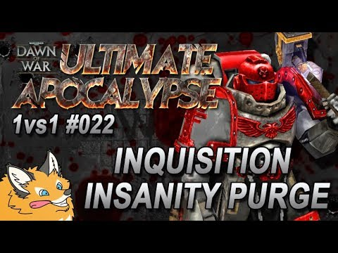 Download Grey Knights VS Chaos Daemons (Insane-AI) - Dawn Of War Ultimate Apocalypse HD Mp4 3GP Video and MP3