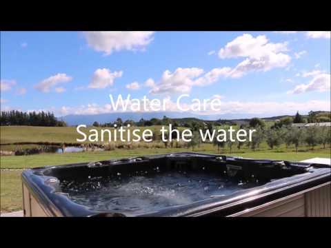 Galaxy Spas Water Maintenance