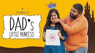 Dad's Little Princess  | Pampered Daughter | Girl Formula | Chai Bisket