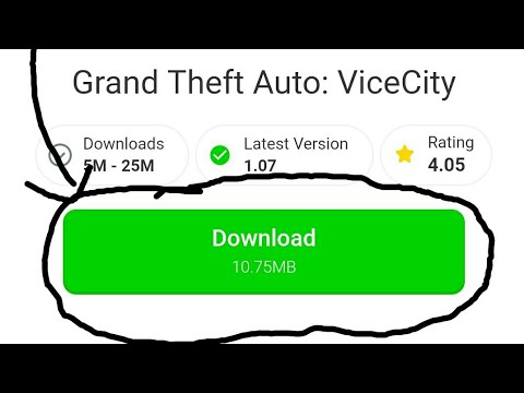 🔥69 MB🔥GTA Vice City Super Compressed For Android!! 2018