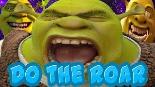 Shrek do the roar ear rape