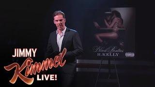 """Benedict Cumberbatch Reads R. Kelly's """"Genius"""""""