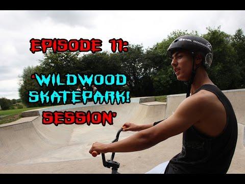 WILDWOOD SKATEPARK SESSION WITH KAINE & JACK!