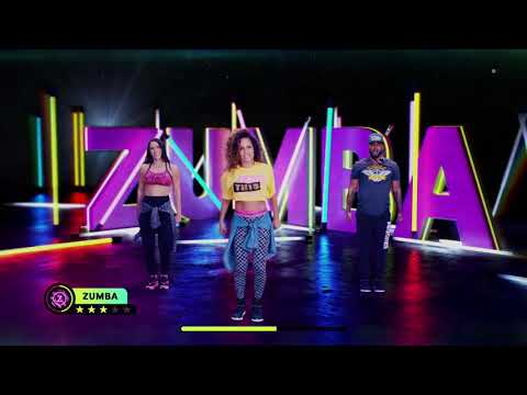 ZUMBA® BURN IT UP! available now in North America on Nintendo Switch